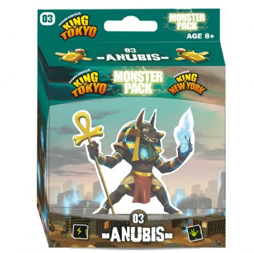Anubis Monster Pack: King of Tokyo, King of New York
